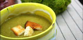 Rich Broccoli Soup