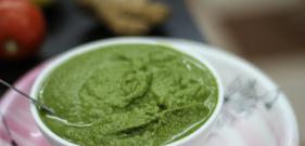 Green chutni