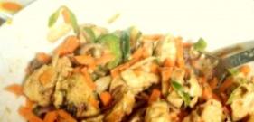 Smoked Chicken Salad/Sandwich