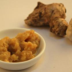 Ginger garlic paste ingredient