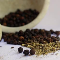 black pepper powder ingredient