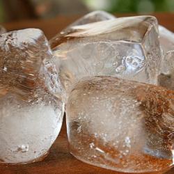 Ice cubes ingredient