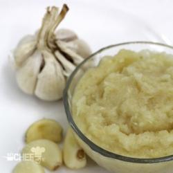 Garlic paste ingredient